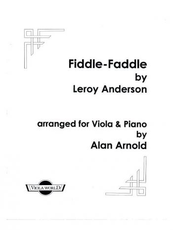 Fiddle Faddle: Viola