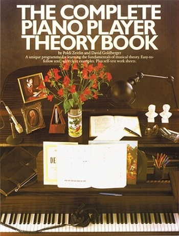Complete Piano Player: Theory Book