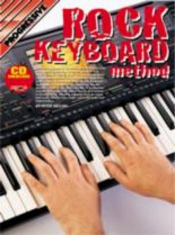 Progressive Rock Keyboard Method: Book & CD (Gelling)