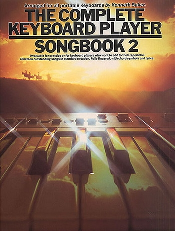 Complete Keyboard Player: Book 2: Songbook