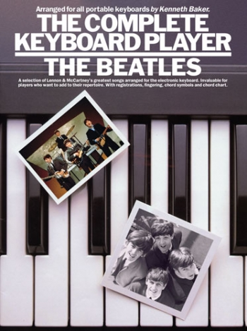 Complete Keyboard Player: Beatles