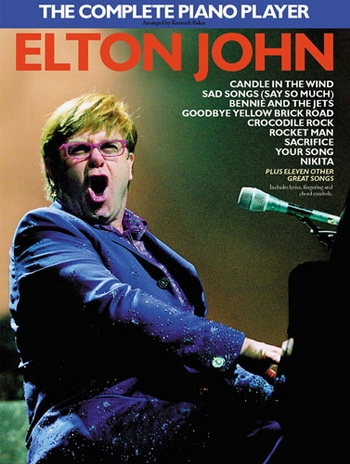 Complete Piano Player: Elton John