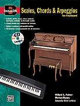 Basix Scales and Arpeggios: Keyboard: Scales