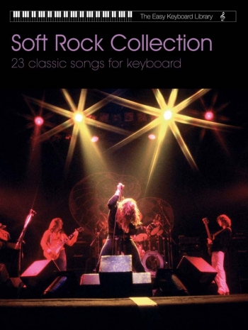 Easy Keyboard Library: Soft Rock Collection