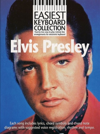 Easiest Keyboard Collection Elvis Presley