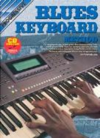 Progressive Blues Keyboard Method: Book & CD (Gelling)