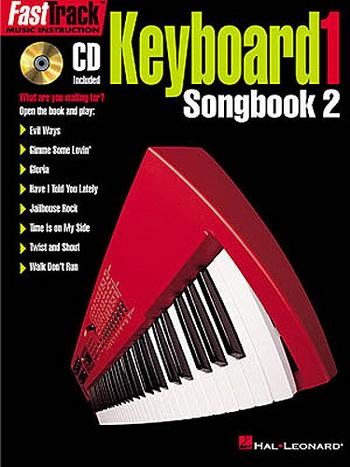 Fast Track Songbook: Keyboard: 2