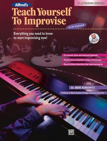 Teach Yourself To Improvise:  Bk&cd
