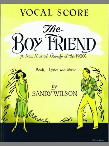 Boy Friend: Musical Vocal Score
