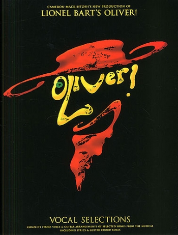 Oliver: Cameron Mackintosh New Production: Vocal Selection