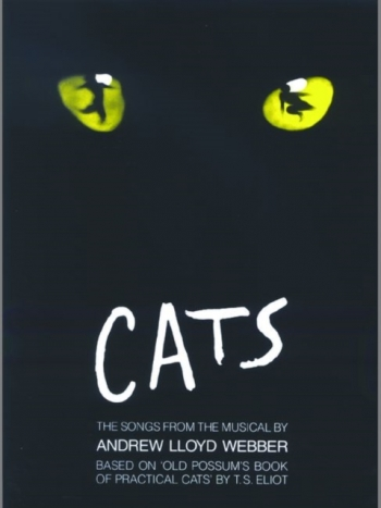 Cats: Musical Vocal Selections: Piano Vocal Guitar