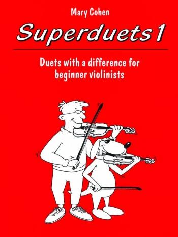 Superduets: 1: Violin: Duet