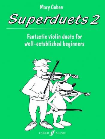 Superduets: 2: Violin: Duet