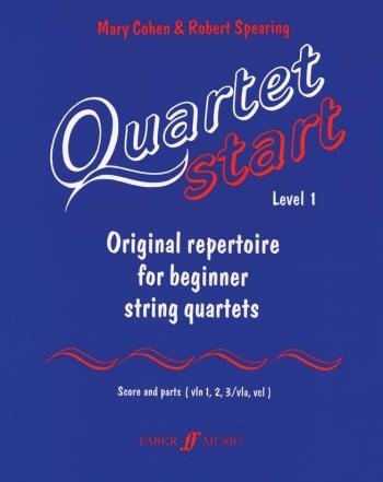 Quartetstart: Violin: Ensemble: 1