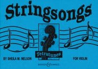 Stringsongs: Violin: Tutor