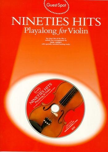 Guest Spot: Nineties Hits: Violin: Book & CD
