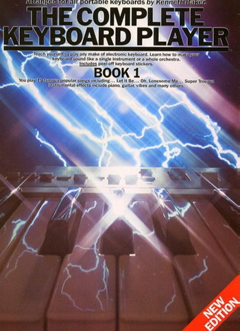 Complete Keyboard Player: Book 1: Orignial