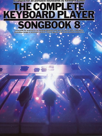 Complete Keyboard Player: Book 8: Songbook