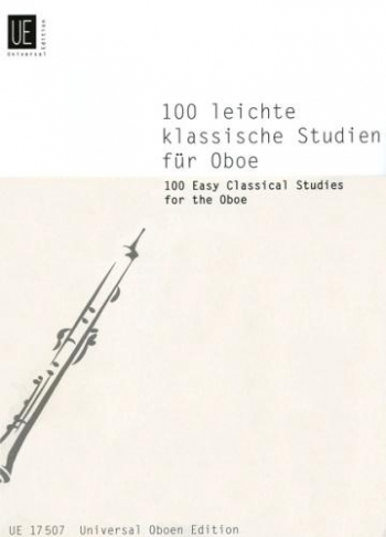 100 Easy Classical Studies: Oboe Solo (joppig)