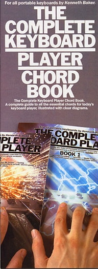 Complete Keyboard Player: Chord Book