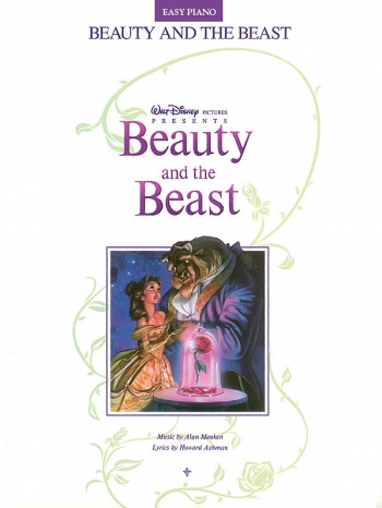 Beauty And The Beast: Easy Piano: Disney