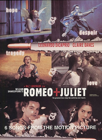 Romeo And Juliet: Film Selections: Piano Vocal Guitar