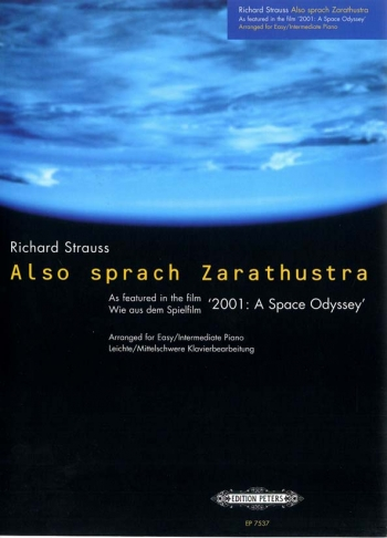 Also Sprach Zarathustra (2001: A Space Odyssey): Film: Easy Piano