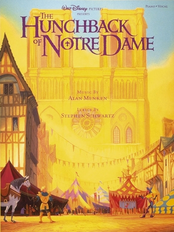 Hunchback Of Notre Dame: Piano Vocal Guitar