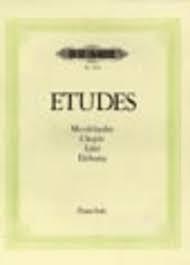 Etudes: Studies (Peters)