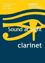 Sound At Sight Clarinet Book 1: Grade 1-4 Sight-Reading (Trinity College)