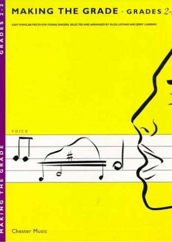 Making The Grade 2-3: Voice & Piano