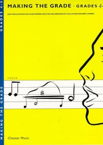Making The Grade 4-5: Voice & Piano