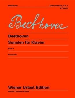Piano Sonatas Complete Vol.1 (Wiener Urtext)