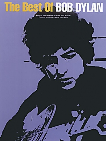 Bob Dylan: Best Of: Piano Vocal Guitar