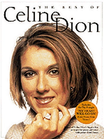 Celine Dion: Best Of Celine Dion: Piano Vocal & Guitar