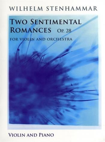 2 Sentimental Romances: Violin and Piano
