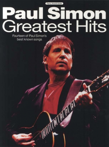 Paul Simon: Greatest Hits: Piano Vocal Guitar