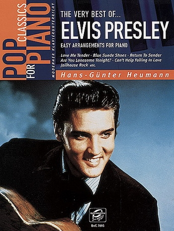 Elvis Presley: Very Best Of: Easy Piano