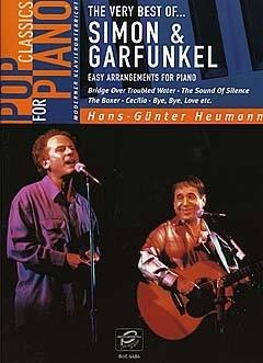 Very Best Of Simon and Garfunkel The: Easy Piano