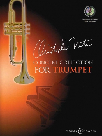 Concert Collection: Trumpet: Book & Cd (christopher Norton)