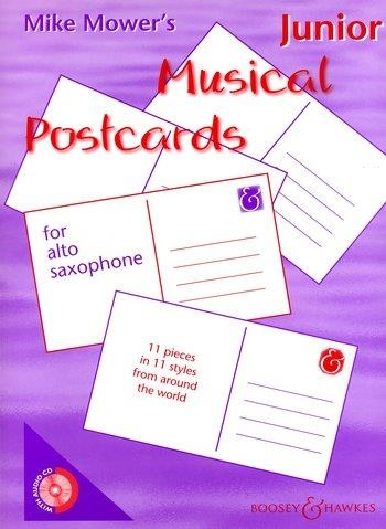 Junior Musical Postcards: Alto Saxophone