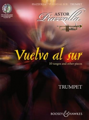 Vuelvo Al Sur: 10 Tangos and Other Pieces:Trumpet
