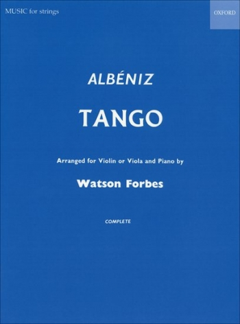 Tango: Violin And Piano  (Oxford University Press)