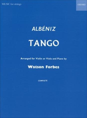 Tango: Violin And Piano  (Oxford University Press)