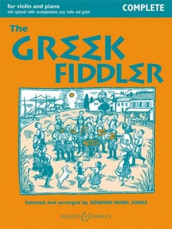 Greek Fiddler: Violin: Complete