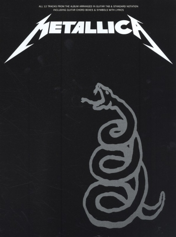 Metallica: The Black Album (TAB)