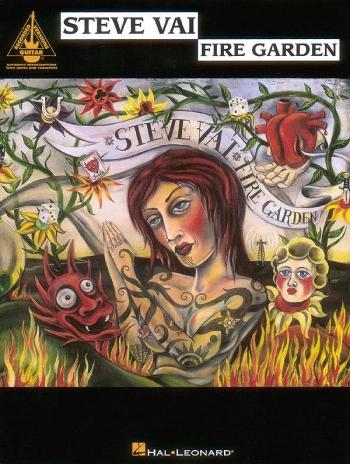 Steve Vai: Fire Garden: Guitar Tab