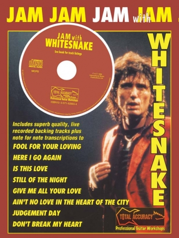 Jam With Whitesnake: Guitar