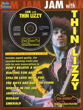 Jam With Thin Lizzy: Guitar Tab
