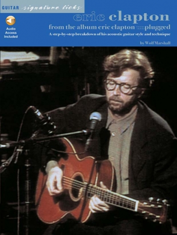 Eric Clapton: Unplugged: Guitar
